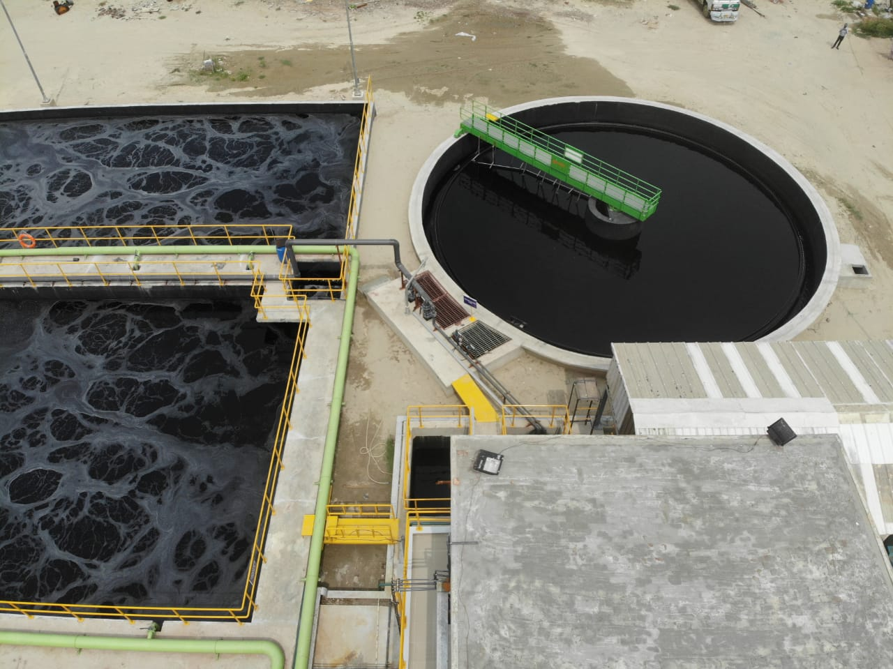 US DENIM - Construction of Effluent Treatment Plant & Effluent/Drain