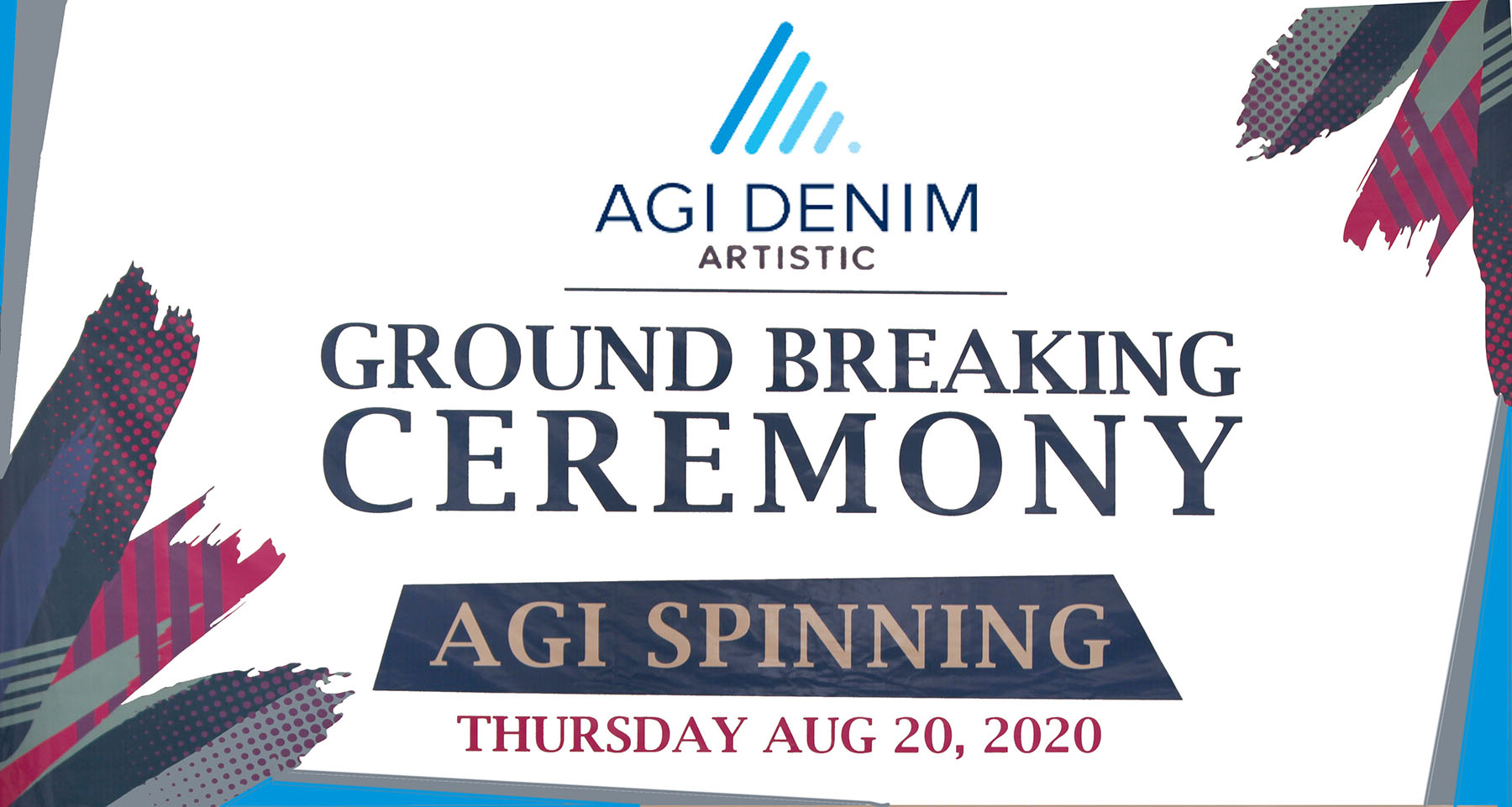 AGI Denim Artistic - Spinning Unit